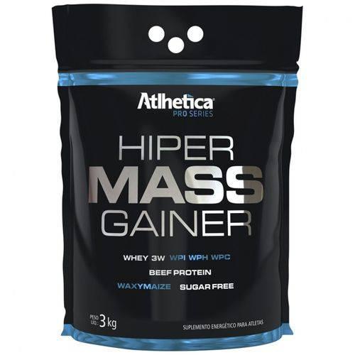 Hiper Massa Gainer Atlhetica - 03kg - Chocolate