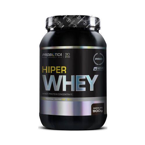 Hiper Whey 900g - Chocolate