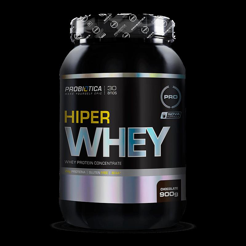 Hiper Whey (900g) Probiótica