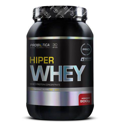 Hiper Whey Chocolate - 900 - Probiotica