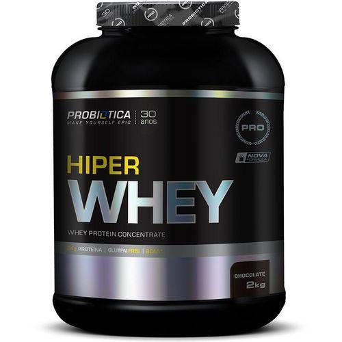 Hiper Whey - 2kg - Probiótica