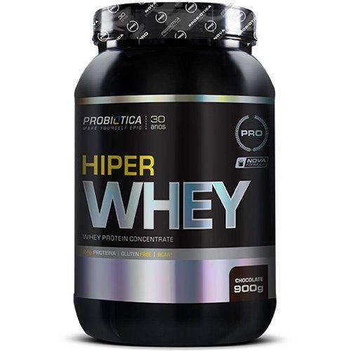 Hiper Whey Morango 900g Probiótica
