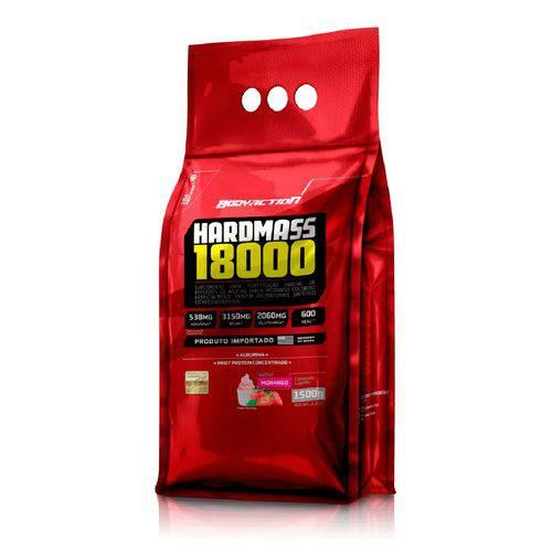 Hipercalórico Hard Mass 18000 - Body Action - 1,5Kg