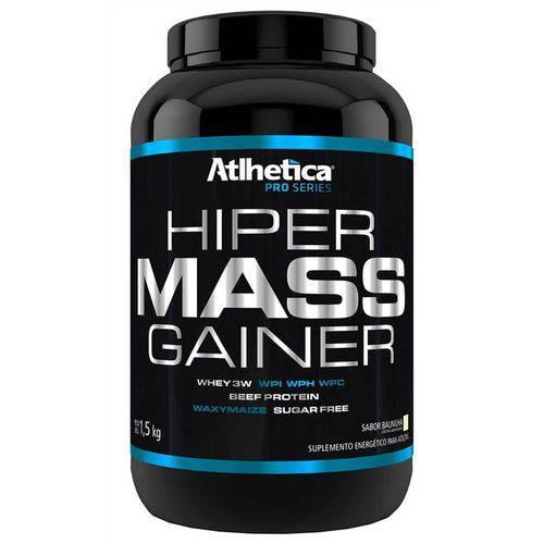 Hipercalórico HIPER MASS GAINER PRO SERIES - Atlhetica - 1,5kg