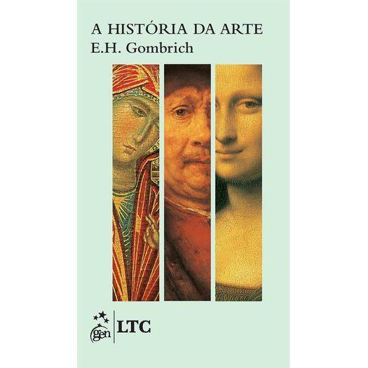 Historia da Arte, a - Edicao de Bolso - Ltc