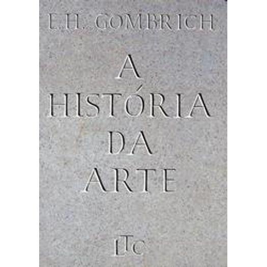Historia da Arte, a - Ltc