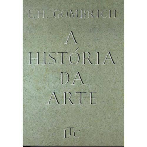 História da Arte, a - Ltc