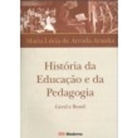 Historia da Educacao e da Pedagogia - Moderna