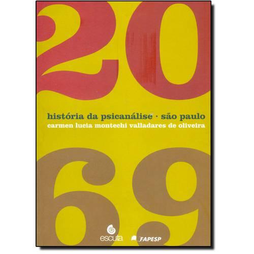 Historia da Psicanalise - 1920 /1969