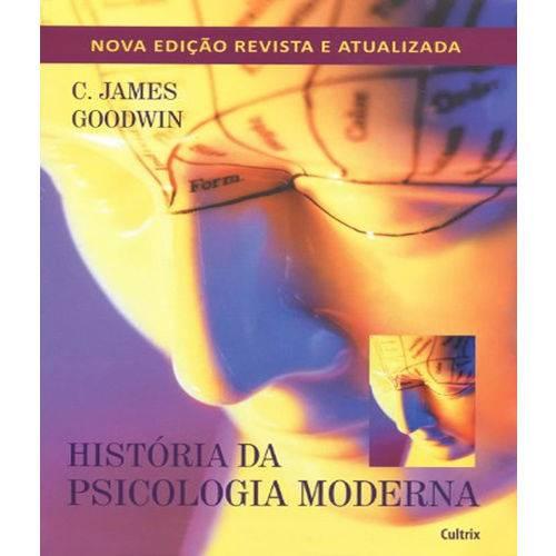 Historia da Psicologia Moderna - 04 Ed