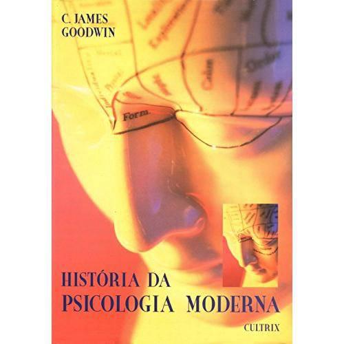 Historia da Psicologia Moderna - 1ª Ed. 2005