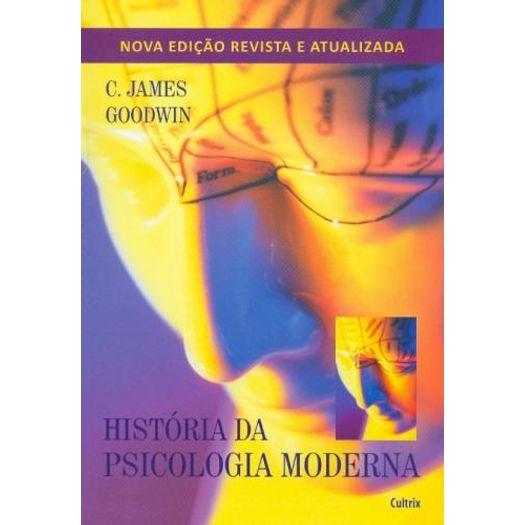 Historia da Psicologia Moderna - Cultrix