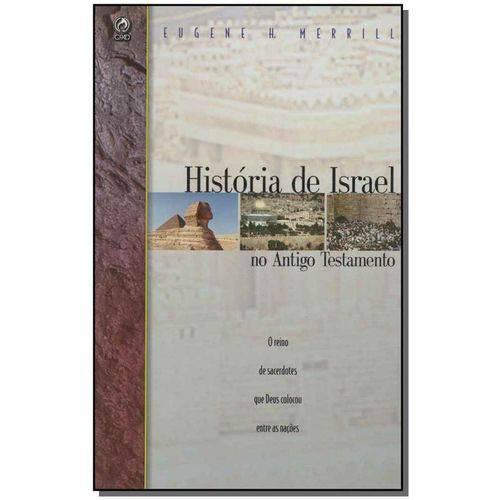 Historia de Israel no Antigo Testamento