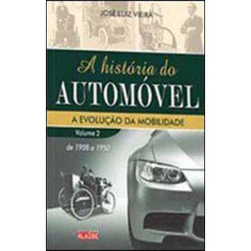 Historia do Automovel, a - Vol. 2