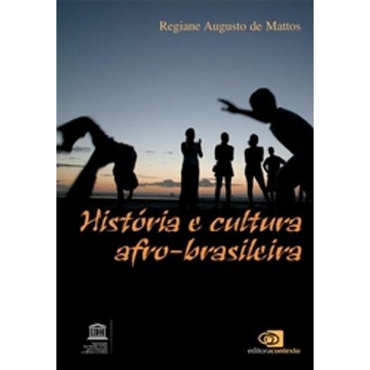 Historia e Cultura Afro Brasileira - Contexto