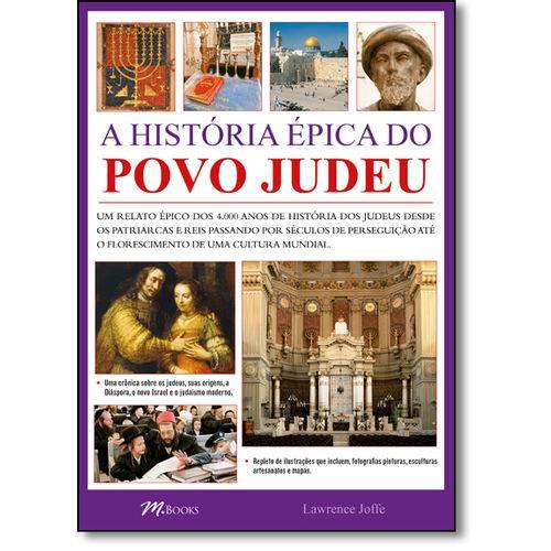 História Épica do Povo Judeu, a