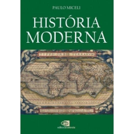 Historia Moderna - Contexto