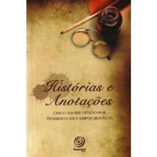 Histórias e Anotacoes