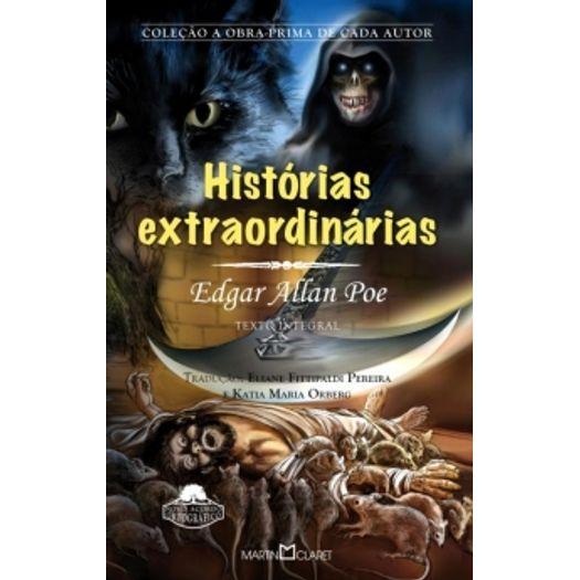 Historias Extraordinarias - 32 - Martin Claret