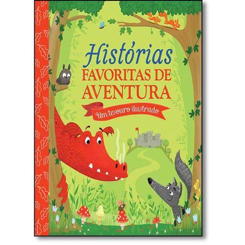Histórias Favoritas de Aventura: um Tesouro Ilustrado