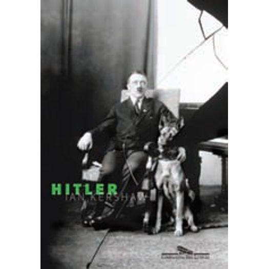 Hitler - Cia das Letras