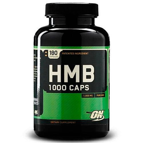 Hmb 180 Cápsulas - Optimum Nutrition