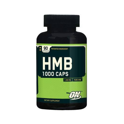 Hmb (90 Cápsulas) Optimum Nutrition