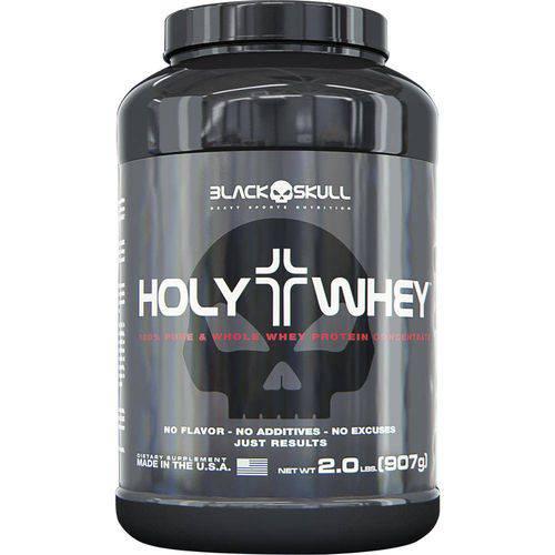 Holy Whey - Black Skull