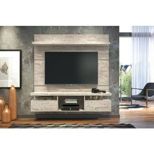 Home para Tv Suspenso Livin 1.6 Aspen - Hb Móveis