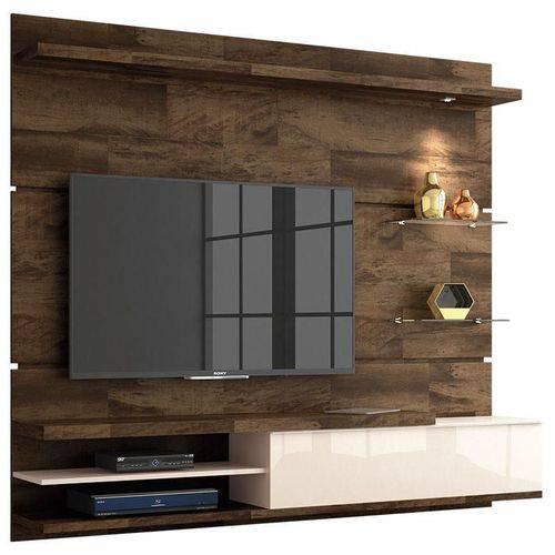 Home Suspenso Destak Deck Off White Hb Móveis