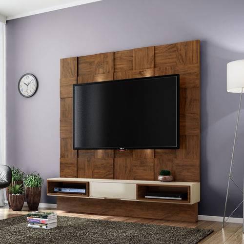 Home Suspenso para Tv Até 40 Polegadas 1 Gaveta Nobre/off White