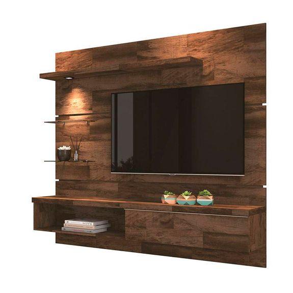 """Home Suspenso para TVs de Até 55"""" Ores 1.8 - Deck"""