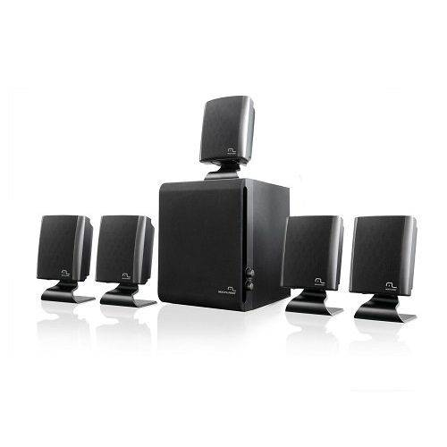 Home Theater 5.1 60W RMS Preto SP088 Multilaser