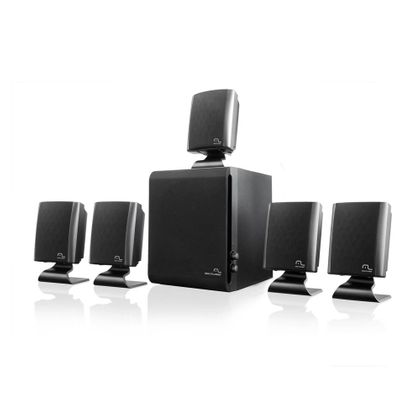 Home Theater 5.1 Multilaser 60W RMS Preto - SP088 SP088