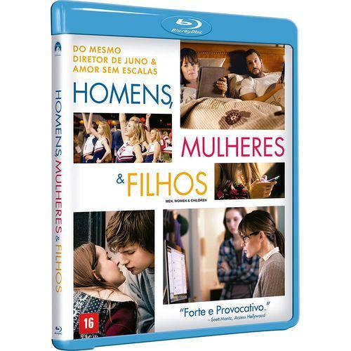 Homens, Mulheres e Filhos - Blu-Ray - Pré Venda 25/06/2015
