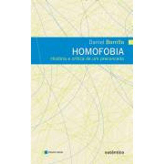 Homofobia - Autentica