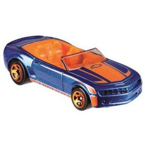 Hot Wheels 50 Anos Camaro Convertible Concept - Mattel