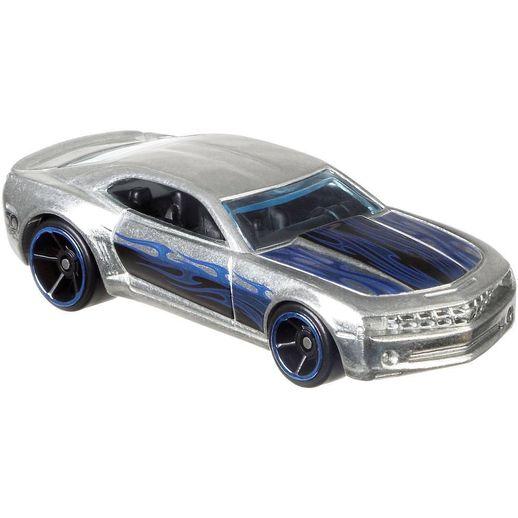 Hot Wheels 50 Anos Chevy Camaro Concept - Mattel