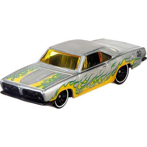 Hot Wheels 50 Anos Plymoth Barracuda - Mattel