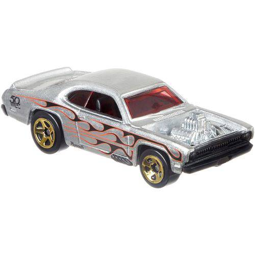 Hot Wheels 50 Anos Plymouth Duster - Mattel