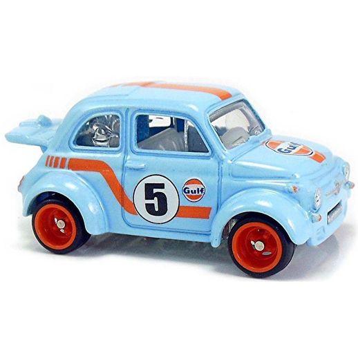 Hot Wheels '60 Fiat 500D Modificado - Mattel