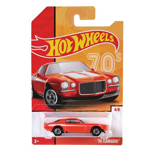 Hot Wheels 70 Camaro Road Race - Mattel