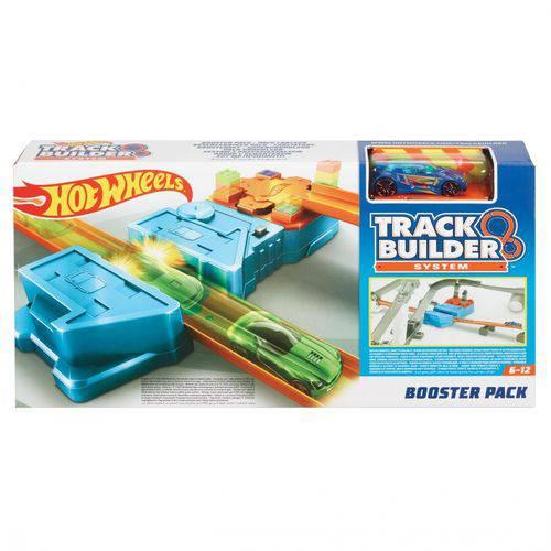 Hot Wheels Acelerador Conjunto Azul - Mattel