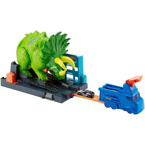Hot Wheels Ataque do Triceratops - Mattel