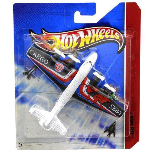 Hot Wheels - Aviões Skybusters Ss Hw