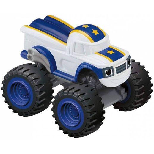 Hot Wheels Blaze Monster Machines Darington - Mattel