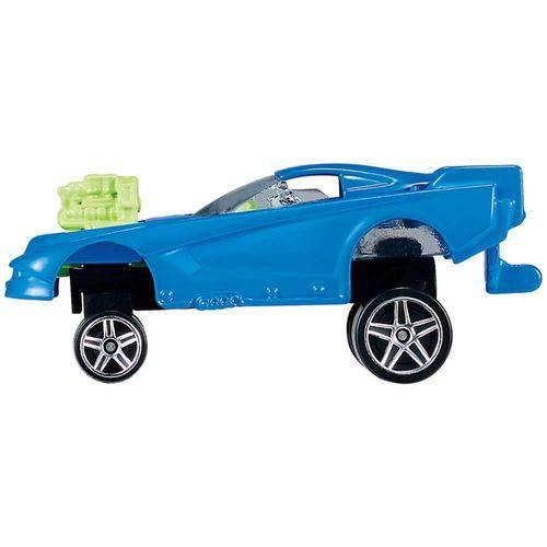 Hot Wheels - Car Builder - Veículos Kit 2 - Mattel