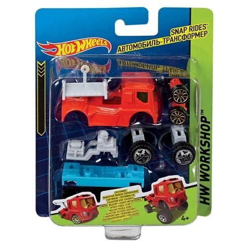 Hot Wheels - Car Builder - Veículos Kit 3 - Mattel