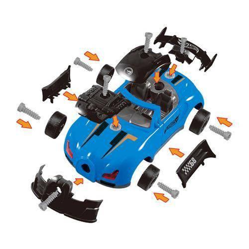 Hot Wheels Carro Tunadomonte e