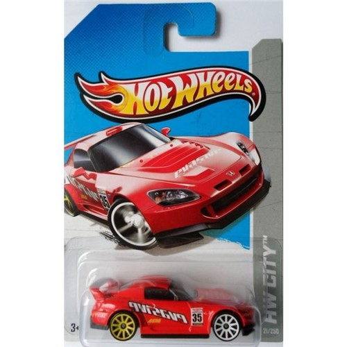 Hot Wheels - Carros Básicos Novo - MATTEL